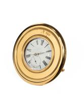 Late 19th Century Brass Table Watch or Strut Clock (2 of 5)
