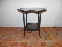 Arts & Crafts Rosewood Table (9 of 10)