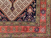 Antique Sarab Runner 3.18m x 1.10m (3 of 10)