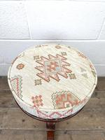 Antique Rise & Fall Piano Stool (3 of 6)