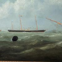 H.M.S. Topaze by George Mears (9 of 11)