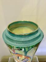 Carlton Ware River Fish Vase by Violet Elmer c.1930 (7 of 15)
