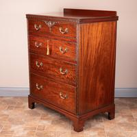 Waring & Gillow Mahogany Chest of Drawers (16 of 18)