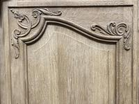 Large French Oak Sideboard (3 of 22)