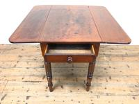 Victorian Mahogany Pembroke Table (3 of 11)