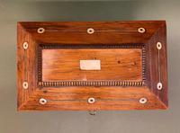 Regency Period Sarcophagus Tea Caddy (4 of 6)