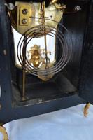 Fine Quality French Boulle Mantel Clock (3 of 5)