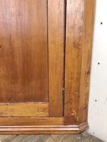 Rustic Antique Pine Corner Cupboard (5 of 8)