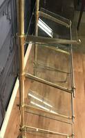 Edwardian Brass Shop Fitting (8 of 8)