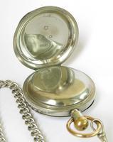 Antique Waltham Pocket Watch & Chain (2 of 4)