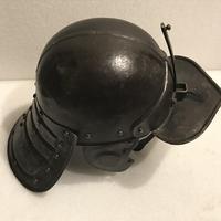 English Civil war New Army Lobster pot Helmet (4 of 10)