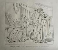 Gallery of 14 Historical Engravings Painted by Benjamin West (13 of 33)