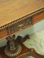 Georgian Mahogany Foldover Tea Table (9 of 15)