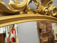 Victorian Giltwood Overmantel Mirror by John Taylor & Son (11 of 13)