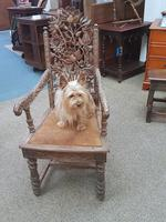 Antique Burmese Chair (6 of 7)