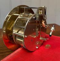 Mahogany Inlaid Mantel Clock (10 of 10)