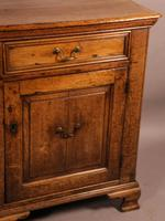 Superb Georgian Oak Serving Dresser Large (11 of 20)