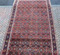 Early North West Persian Kelleh carpet 613x214cm (11 of 11)
