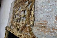 Elegant 19th Century French Original Painted Trumeau Mirror (13 of 13)