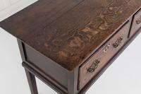 18th Century George III Oak Dresser Base (4 of 6)