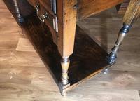 Oak Dresser Base (4 of 14)