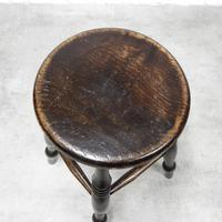 19th Century Tavern / Kitchen Stool (5 of 7)