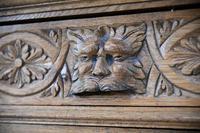 Victorian Golden Oak Dresser (5 of 11)