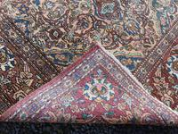 Antique Persian Ispahan Rug (6 of 11)