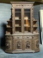 Magnificent French Carved Oak Hunting Sideboard (15 of 23)