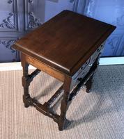 Oak Hall Table (8 of 9)