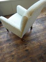 Neat Upholstered Armchair (3 of 6)