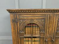 Ipswich Oak Bookcase c.1930 (6 of 13)