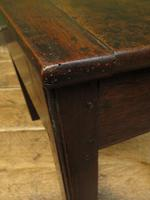 Unusual Antique Victorian Stool, Cobblers Stool, Milking Stool, Farriers Stool (4 of 12)