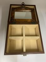 Ladies Fully Fitted Jewellery Box c.1960 (5 of 6)