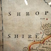Robert Morden Worcester Map (3 of 6)