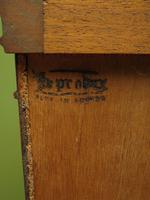 Narrow Antique Reproduction Reprodux Chest of Drawers by Bevan Funnell (4 of 14)