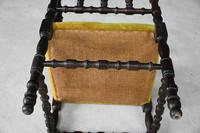 Arts & Crafts Bobbin Corner Chair (8 of 9)