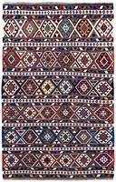 Antique Caucasian Shirvan Kilim
