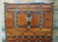 Chinese Elm Marriage Cabinet Circa 1900 (7 of 12)