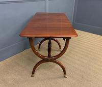 Splendid 19th Century Mahogany Sofa Table (15 of 22)