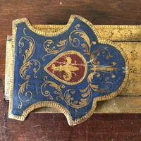 Victorian Hand Painted Extending Book Rest c.1880 (2 of 7)