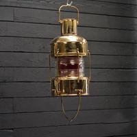 Original Ships Brass Nippon Sento Co – Oil Lamp (4 of 7)