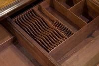 George III Mahogany Chest of Drawers (9 of 10)
