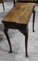 1780's Oak Card Table (5 of 5)