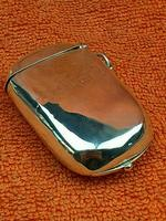 Antique Sterling Silver Hallmarked Vesta & Sovereign Case (4 of 12)