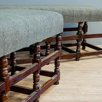 Pair of Oak Benches (7 of 7)