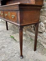 18th Century Georgian Oak Dresser (6 of 16)