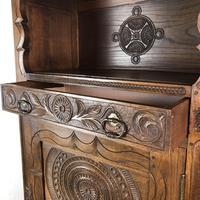 Antique French Bonnetière Single Armoire (9 of 12)