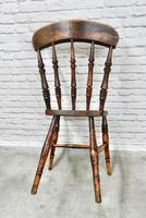 Set of 4 Windsor Kitchen/Dining Chair (5 of 6)