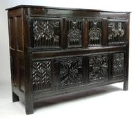 A Superb Early 16th Century Gothic Cupboard (2 of 12)